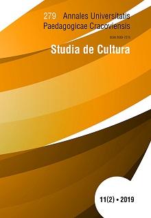 Annales Universitatis Paedagogicae Cracoviensis | Studia de Cultura