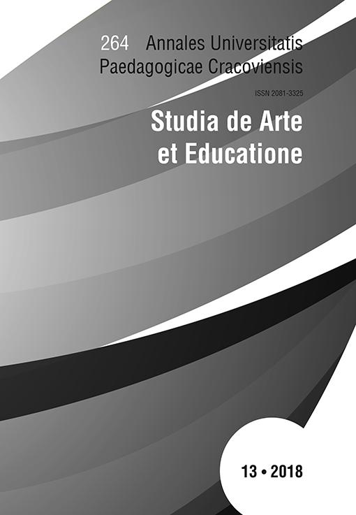 Annales Universitatis Paedagogicae Cracoviensis. Studia de Arte et Educatione